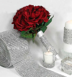 Diamond Rhinestone Wrap