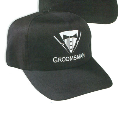 Groom's Man Hat