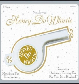 Honey Do Whistle