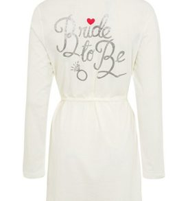 Bride to be Dressing Robe