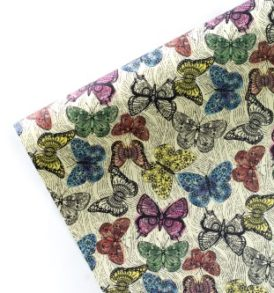Butterfly Stream Gift Wrap