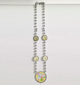 Mother To Be Bead Necklace