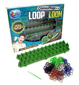 Jacks Loop & Loom Camouflage Kit
