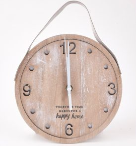 Together Time Sentiment Wall Clock