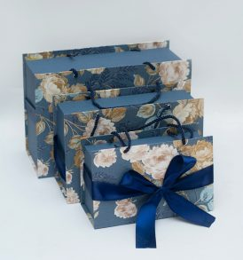 Luxury Navy Blue Gift Boxes