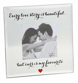 Love Story Photo Frame Gift