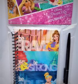 Disney Princess Journal and Pen