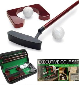 Golf putter set