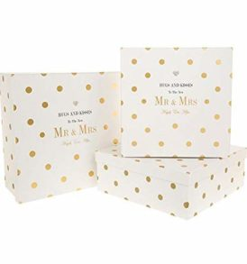 Mad dots Wedding Gift Boxes